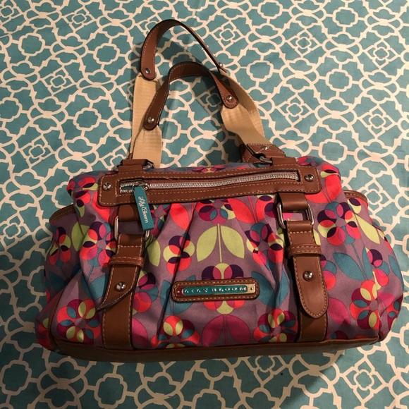 Lily Bloom Satchel Bag